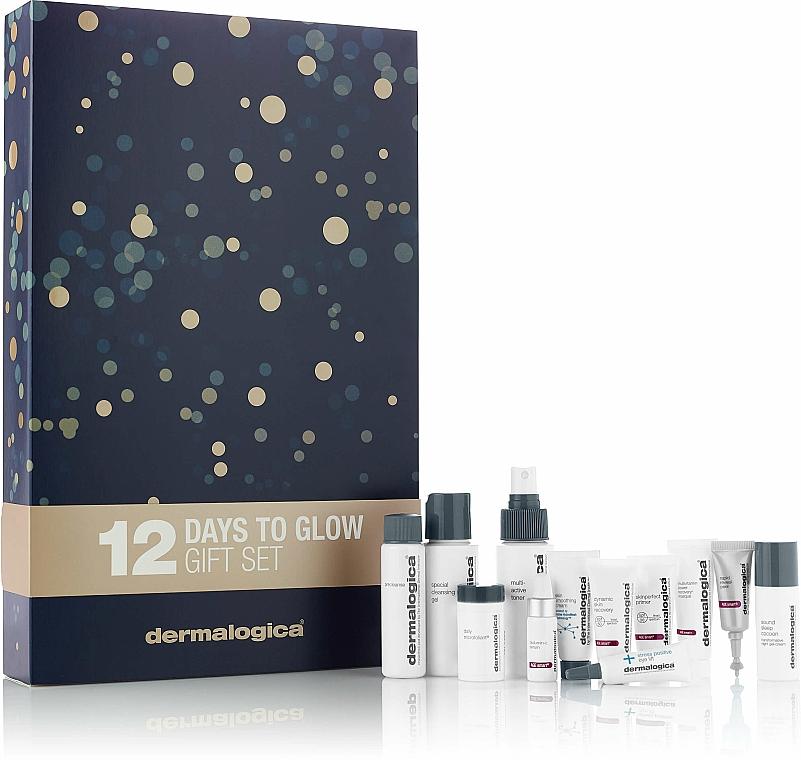 Zestaw - Dermalogica 12 Days To Glow Gift Set  — фото N1