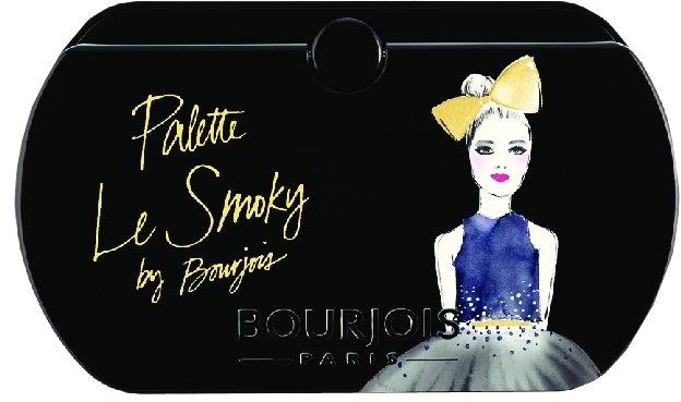 Paletka cieni do powiek - Bourjois Eyeshadow Palette Les Smoky