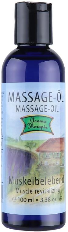 Olejek do masażu Rewitalizacja mięśni - Styx Naturcosmetic Massage Oil — фото N1