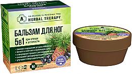 Kup Balsam 5 w 1 do stóp na obrzęki i zmęczenie - ECO Laboratorie Herbal Therapy