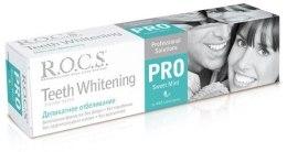 Kup Pasta do zębów - R.O.C.S. PRO Sweet Mint
