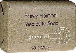 Mydło oliwkowe w kostce - Barwa Barwy Harmonii — фото N1