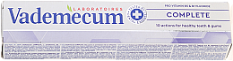 Kup PRZECENA! Witaminowa pasta do zębów - Vademecum ProVitamin Complex Complete *