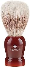 Kup Pędzel do golenia 13710 - Vie-Long Shaving Brush Barbershop Horse Hair