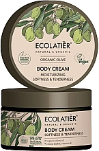Kup Odżywczy krem do ciała - Ecolatier Organic Oliva Body Cream