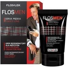 Kup Przeciwzmarszczkowy krem regeneracyjny dla mężczyzn - Floslek Flosmen Man's Line