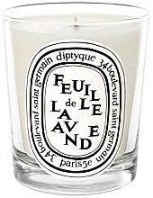 Kup Świeca zapachowa - Diptyque Feuille de Lavande Candle