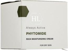 Kup Nawilżający krem do twarzy - Holy Land Cosmetics Rich Moisturizing Cream SPF15