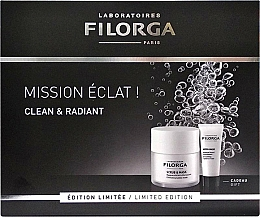 Kup Zestaw - Filorga Clean & Radiant Set (scr/50ml + mask/15ml)