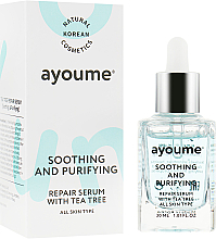 Kup Kojące serum do twarzy - Ayoume Tea Tree Soothing & Purifying Serum