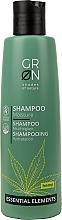 Kup Szampon nawilżający do włosów - GRN Essential Elements Moisture Hemp Shampoo