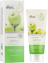 Kup Naturalny peelingujący żel do mycia twarzy Jabłko - Ekel Apple Natural Clean Peeling Gel