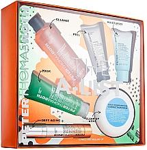 Kup Zestaw - Peter Thomas Roth A-List Kit (serum/10ml+peeling/15ml+clean/cr/20ml+patch/20pcs+mask/30ml+clean/gel/57ml)