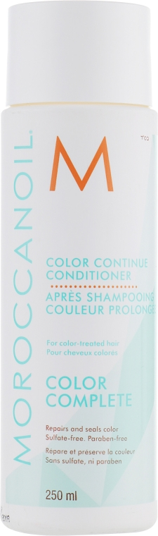 Odżywka do włosów - Moroccanoil Color Continue Conditioner — фото N1