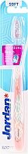 Kup Szczoteczka do zębów, miękka - Jordan Individual Reach Soft Toothbrush