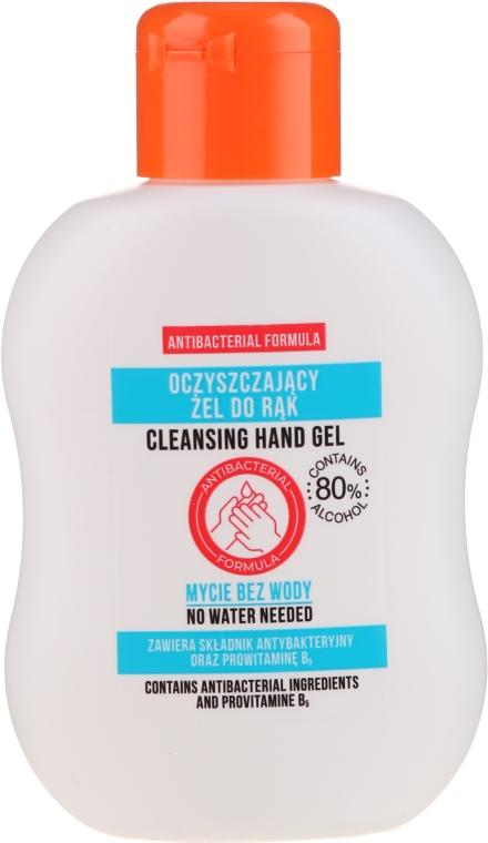 Oczyszczający żel do rąk - TSR Antibacterial Cleansing Hand Gel — фото N1