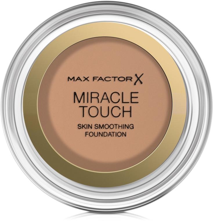 Wygładzający podkład w kremie - Max Factor Miracle Touch