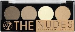 Kup Cienie do powiek - W7 The Nudes Eyeshadow Palette