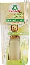 Kup Dyfuzor zapachowy z naturalnym olejkiem Trawa cytrynowa - Frosch Oase