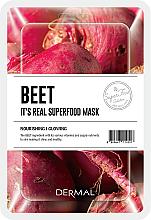 Kup Maseczka do twarzy z buraków - Dermal It's Real Superfood Beat Mask