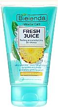 Kup Rozświetlający peeling enzymatyczny do twarzy z bioaktywną wodą cytrusową - Bielenda Fresh Juice Peel