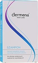 Kup Szampon hamujący wypadanie i stymulujący wzrost włosów - Dermena Hair Care Shampoo