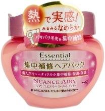 Kup Lekka maska do twarzy - Kao Essential Damage Care Nuance Airy Mask Hair