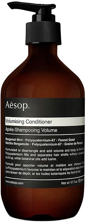 Odżywka zwiększająca objętość włosów - Aesop Volumising Conditioner — фото N1