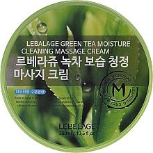 Kup Krem do masażu oczyszczającego do twarzy - Lebelage Green Tea Moisture Cleaning Massage Cream
