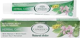Kup Ziołowa naturalna pasta do zębów - L'Angelica