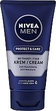 Kup Nawilżający krem do twarzy - Nivea For Men