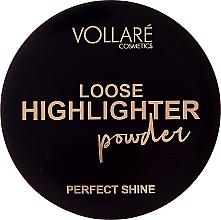 Kup Sypki rozświetlacz do twarzy - Vollare Loose Highlighter Powder Perfect Shine