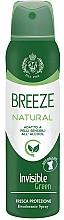 Kup Breeze Deo Spray Natural Essence - Dezodorant w sprayu