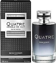 Kup PRZECENA! Boucheron Quatre Absolu de Nuit Pour Homme - Woda perfumowana*