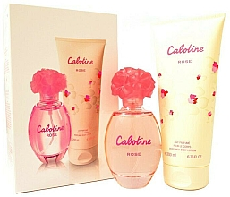 Kup Gres Cabotine Rose - Zestaw (edt 100 ml + b/lot 200 ml)