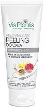 Kup Odmładzający peeling do ciała z filtratem ze śluzu ślimaka - Vis Plantis Helix Vital Care