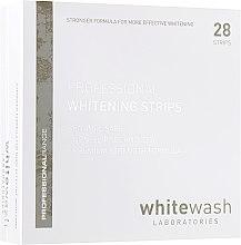 Profesjonalne wybielające paski do zębów - WhiteWash Laboratories Professional Whitening Strips — фото N1