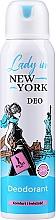 Kup Perfumowany dezodorant w sprayu - Lady In New York Deodorant