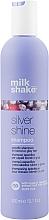 Kup Srebrny szampon do włosów blond - Milk_shake Silver Shine Shampoo