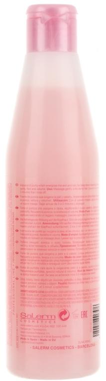 Szampon oczyszczający - Salerm Linea SPA Purificante Shampoo — фото N2