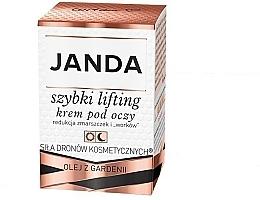 Kup Liftingujący krem pod oczy - Janda