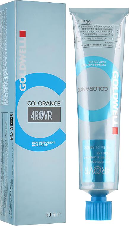 PRZECENA! Krem bez amoniaku do półtrwałej koloryzacji włosów - Goldwell Colorance Demi Permanent Hair Color * — фото N1