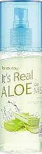 Kup Żelowa mgiełka do twarzy z ekstraktem z aloesu - FarmStay It's Real Aloe Gel Mist