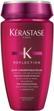 Kup Kąpiel do włosów farbowanych i uwrażliwionych - Kérastase Reflection Bain Chromatique Riche Shampoo
