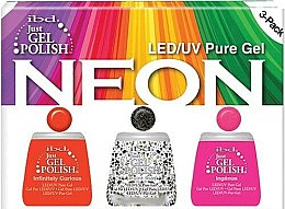 Kup Zestaw - IBD Just Gel Polish Neon Kit (gel/polish/3*14ml)