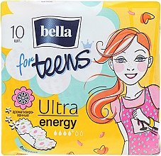 Kup Podpaski For Teens Ultra Energy, 10 szt. - Bella