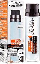 Kup Nawilżający żel do 3-dniowego zarostu dla mężczyzn - L'Oreal Paris Men Expert Hydra Energetic X