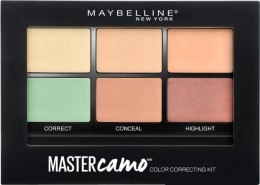 Kup Paletka korektorów do twarzy - Maybelline Master Camo Color Correcting Concealer Kit