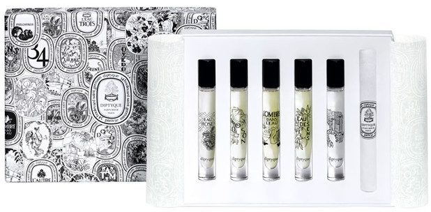 Diptyque Discovery Set - Zestaw (5 x edt 7,5 ml) — фото N1