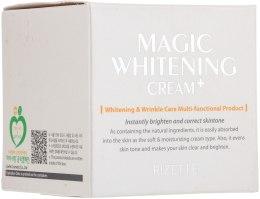 Kup Wybielający krem pigmentacyjny - Lioele Rizette Magic Whitening Cream Plus